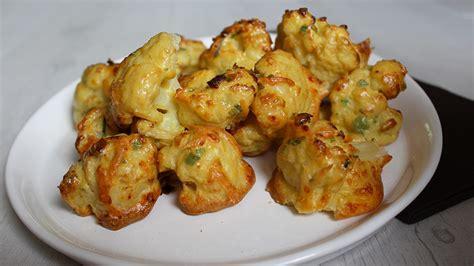 cuisine choux fleur recette beignets de chou fleur au four recette apéritif
