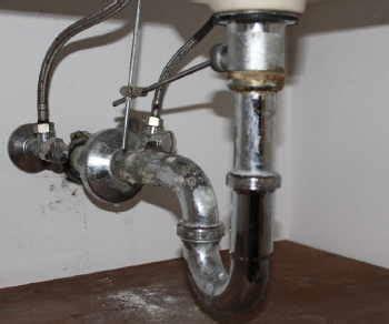 waschbecken abfluss verstopft