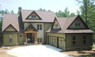 mountainside home plans mountain style house plans home designs