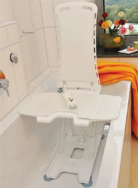 bellavita automatic bath lift  shipping