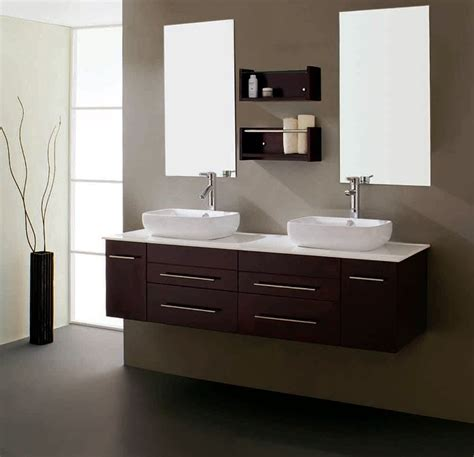 modern bathroom vanity ii