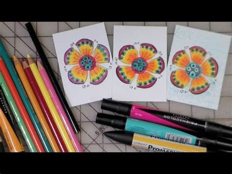 coloring  markers  colored pencils  youtube