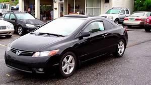 Honda Civic 2008 : 2008 honda civic ex l coupe 2dr vtec youtube ~ Medecine-chirurgie-esthetiques.com Avis de Voitures
