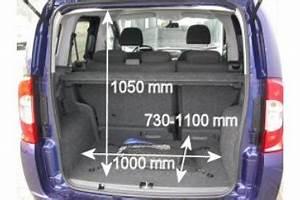 Fiat Qubo Kofferraum : adac auto test fiat qubo 1 3 jtd multijet 16v dynamic ~ Jslefanu.com Haus und Dekorationen