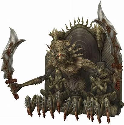 Demon Wall Xii Fantasy Final Boss Bosses