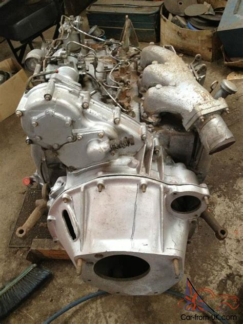 ts supercharged  stroke diesel engine