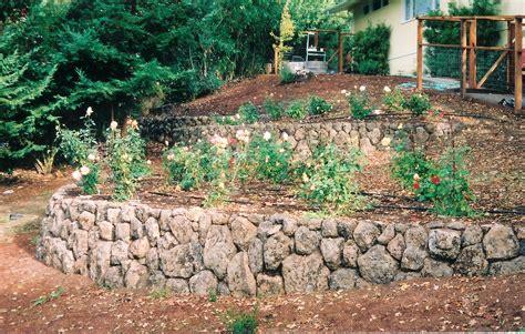 rock wall ideas garden walls ideas michaels landscape construction rock walls 3444x2191 landscaping