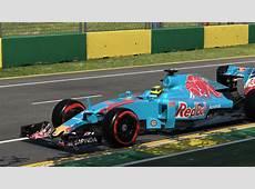 Light Blue Toro Rosso RaceDepartment