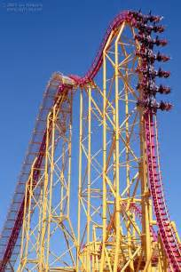 Six Flags Magic Mountain Roller Coasters