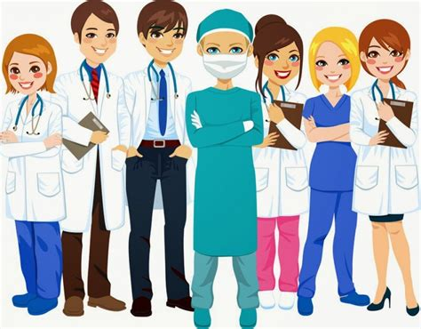 Healthcare Clipart Clipart Health Professionals Clipground