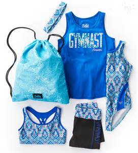 Justice Gymnastics Shorts for Girls