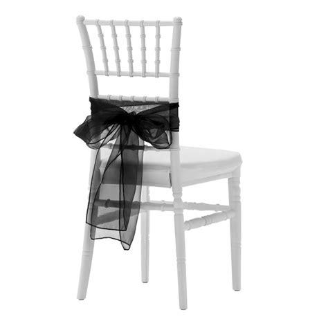 noeud pour chaise nœud en organza pour chaise liguria bonaparte medallion