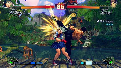 New Shots Show Gen And Cammy In Street Fighter 4