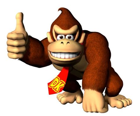 Donkey Kong Character Video Game History Wiki Fandom