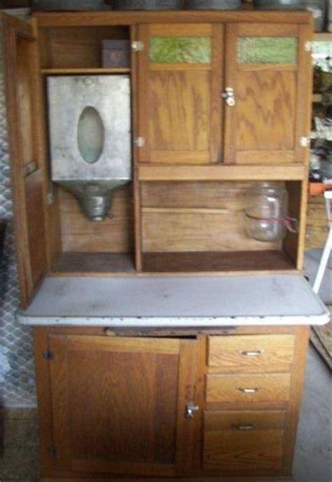 sellers kitchen cabinet sellers oak hoosier type kitchen cabinet w slag glass 2157