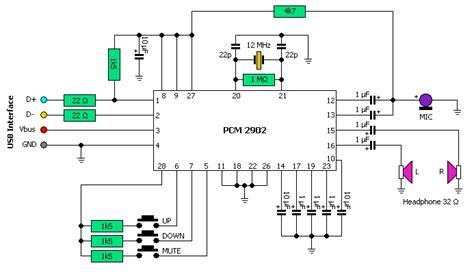 Usb Wiring Diagram by Diagram Ingram Usb Player Circuit Diagram