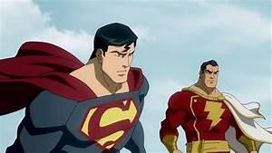 Superman e Shazam Vs Adão Negro Parte 1 - YouTube