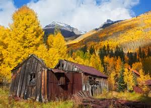 Colorado Ghost Towns Fall