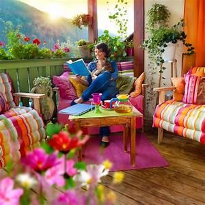 Aménager Son Balcon Pas Cher : d corer son balcon avec des plantes les conseils pour ~ Premium-room.com Idées de Décoration