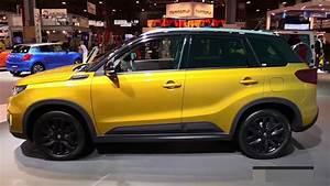 Nouveau Suzuki Vitara 2019 : suzuki vitara suv 2019 review youtube ~ Dallasstarsshop.com Idées de Décoration