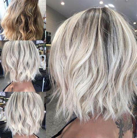 blond polaire meche les 138 meilleures images du tableau transformationtuesday sur coiffures cheveux