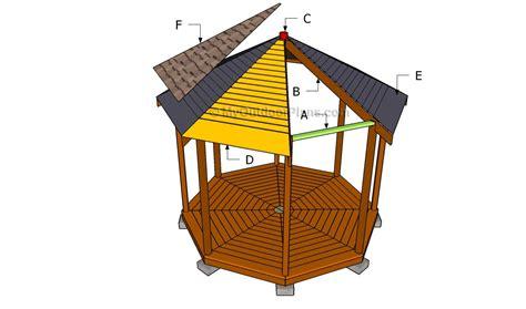build  gazebo roof myoutdoorplans
