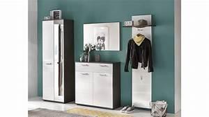 Schuhkommode Weiß Hochglanz : schuhkommode smart schuhschrank garderobe in grau und wei hochglanz ~ Watch28wear.com Haus und Dekorationen