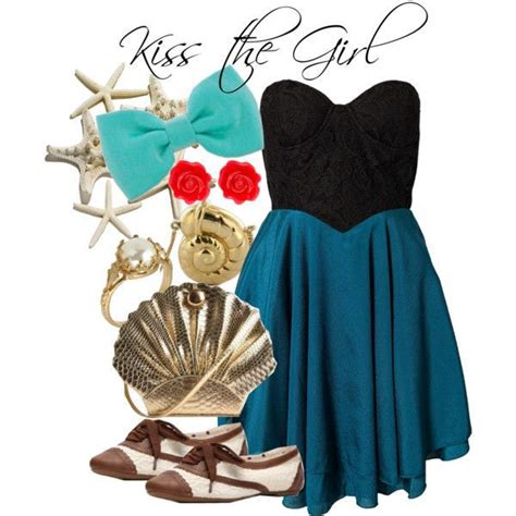 Ariel Kiss The Girl *little Mermaid*  картинка #3633555