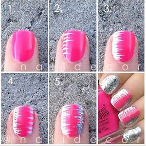 Excellent cool nail art designs for beginners slybury