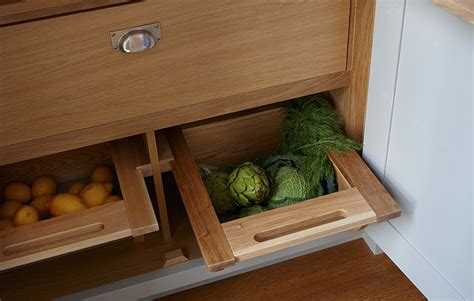 Kitchen Veg Drawers by Esher Family Kitchen Bespoke Fitted Kitchens Surrey
