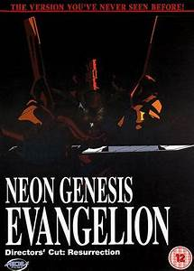 Rent Neon Genesis Evangelion Resurrection 1996 film