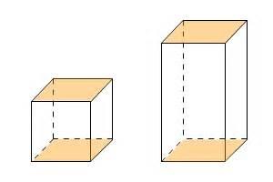prisma grundfläche eigenschaften oberflächen und volumenberechnung körpern
