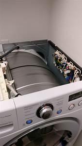 Dryer Lg Dlex2650w - Won U2019t Stop Running