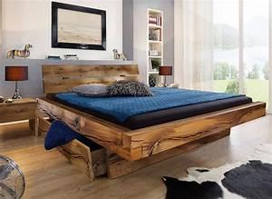 Bett 200x200 Günstig : sam massivholzbett fichte eiche bettk sten 140 200 x ~ Watch28wear.com Haus und Dekorationen