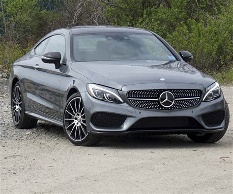 mercedes benz  class coupe  fast  good