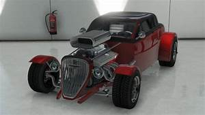 Hotknife with Single Intake Bug Catcher engine | GTA 5 Cars