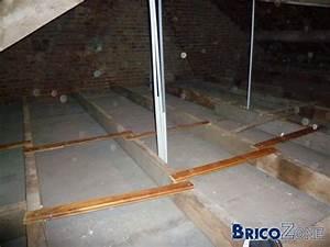 Isoler Un Sol Froid : isoler le sol de mon grenier comment ~ Premium-room.com Idées de Décoration