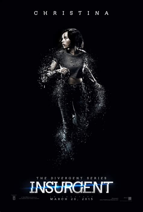divergent series insurgent  character posters