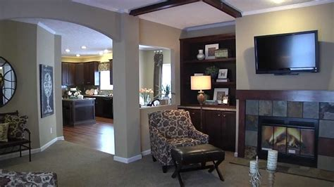 Home Design Concept Lyon 9 by The Jamestown A Modern Manufactured Home By Clayton