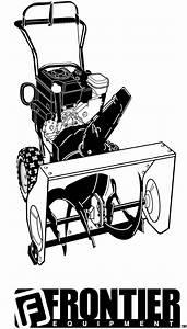 John Deere Snow Blower Mtf051055l User Guide