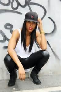 Aaliyah Tomboy Style Clothing