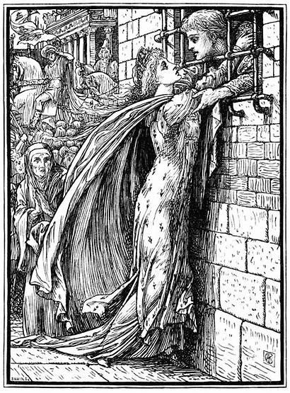 Prison Window Princess Joan Bars Mary Morgan