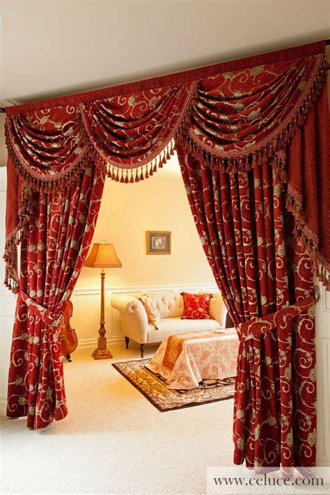 wwwcelucecom customize curtains  swag