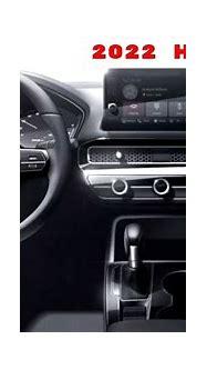 New 2022 Honda Civic Interior Cabin - YouTube