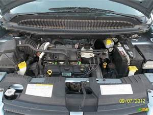 2006 Dodge Grand Caravan Se 3 3l Ohv 12v V6 Engine Photo