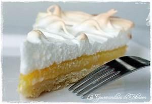 Recette Tarte Citron Meringuée Facile : recette tarte au citron et sa meringue 750g ~ Nature-et-papiers.com Idées de Décoration