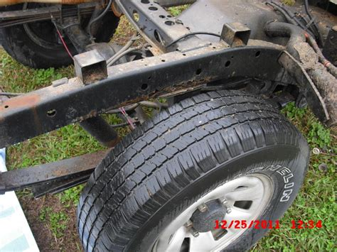 nissan pickup rusted  frame  complaints