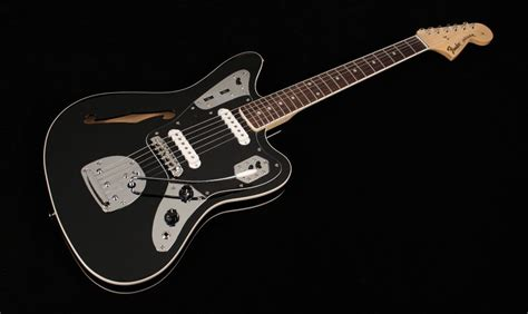 Fender Thinline Jaguar fender special edition jaguar thinline guitar heaven