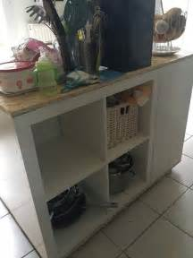 ilot de cuisine ikea avec de l osb bidouilles ikea