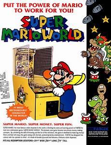 Super Mario World  Arcade